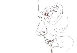 Jak rysować studium postaci, jak rysować postać? [cz. I Temat]