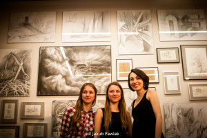 Wernisaż wystawy RYSUNEK MALARSTWO ARCHITEKTURA